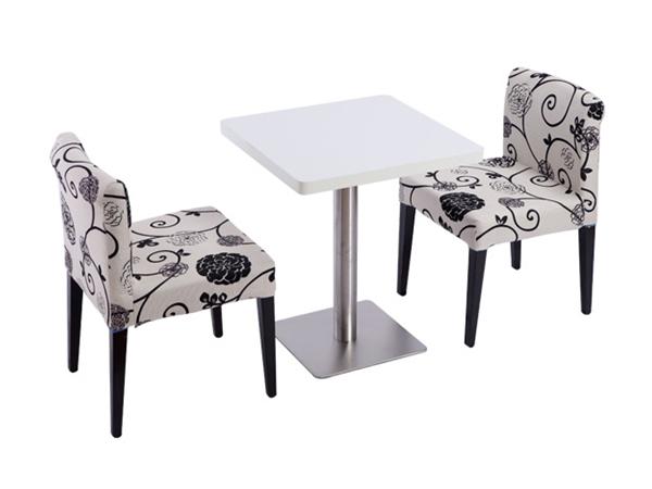 甜品店餐桌椅CT-ZY0003